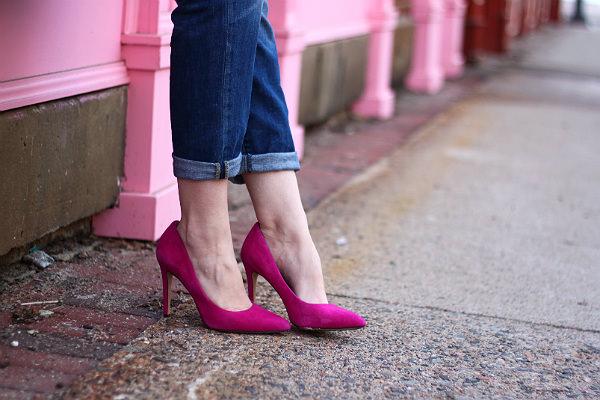 2015 Bayan Ayakkabı Modelleri Detayları