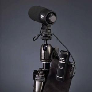 NİKON ME-W1 Kablosuz Mikrofon