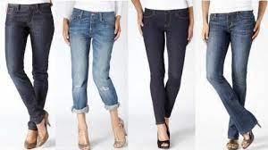 Vücut tipine göre pantolon